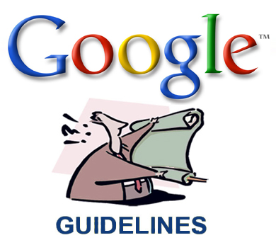 Google guidance on building high-quality websites