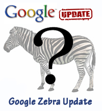 Google Zebra Update The Google Zebra Update Is Coming : One More Algorithm Update of Google?