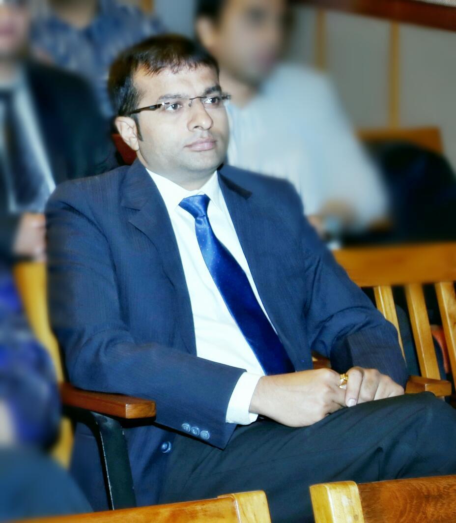 Dilip Rajpurohit - Digital Marketing, MarCom and Branding Strategist
