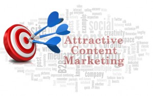 Attractive Content Marketing