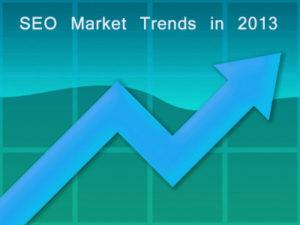 SEO Market Trends 2013