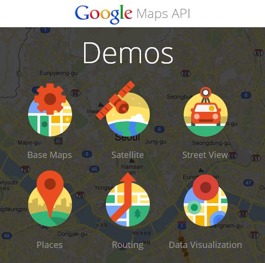 Google Maps API - More Than A Map