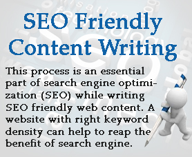 Writing SEO Friendly Web Content