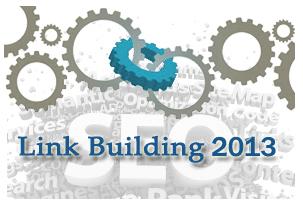 Link Building 2013