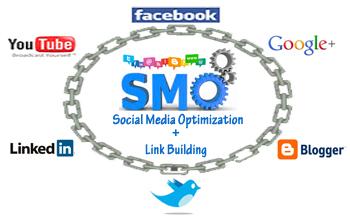 SMO + Link Building