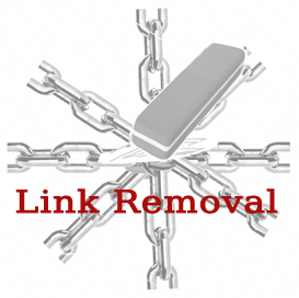 Unnatural Link Removal