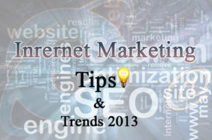 Online Marketing Technology Trends For 2013