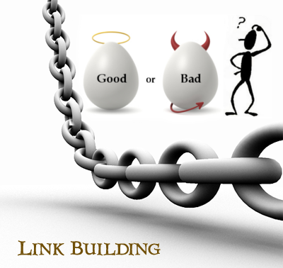 Link Building - good or bad